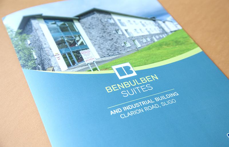Benbulben brochure design