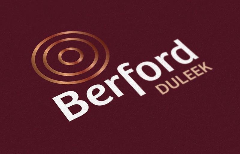 Berford branding