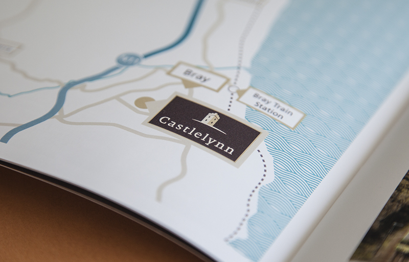 Castlelynn brochure design