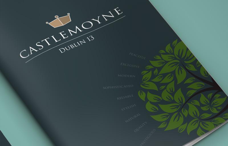 Castlemoyne new homes brochure