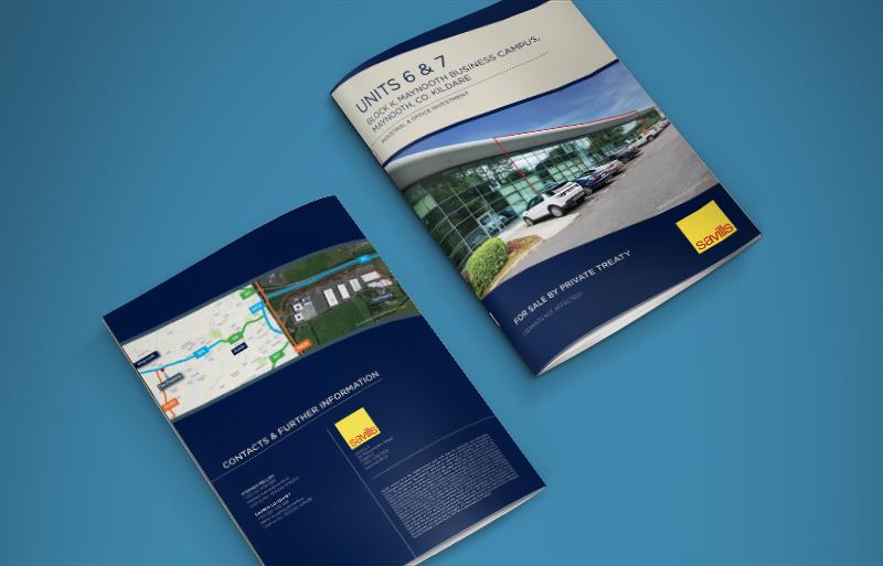 Industrial Property Brochure - MM Creative - MM Creative