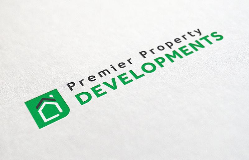 Premier Property Developments brand design