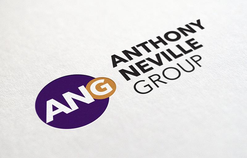 Anthony Neville Group logo design