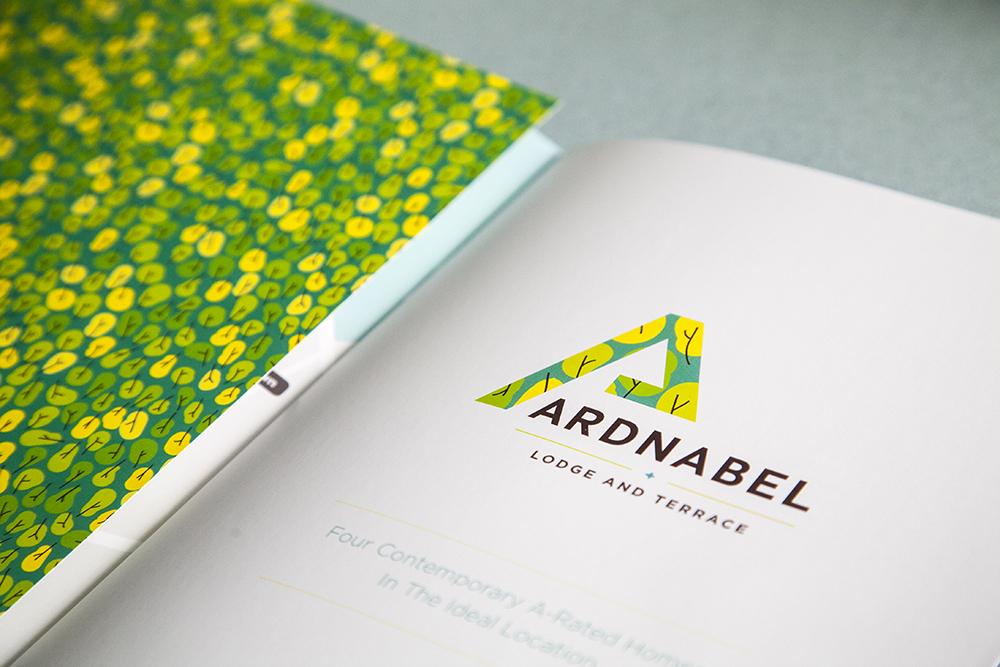 ardnabel branding brochure design