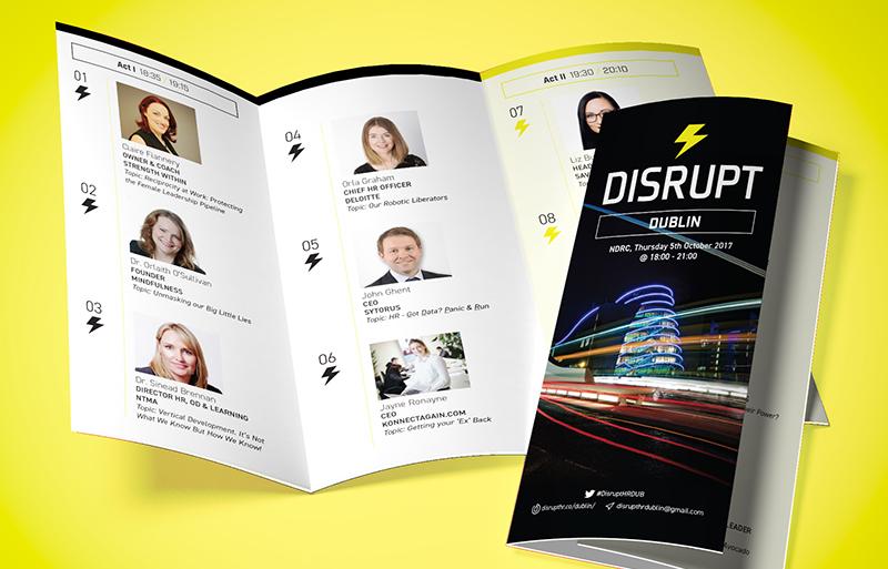 DisruptHR Dublin