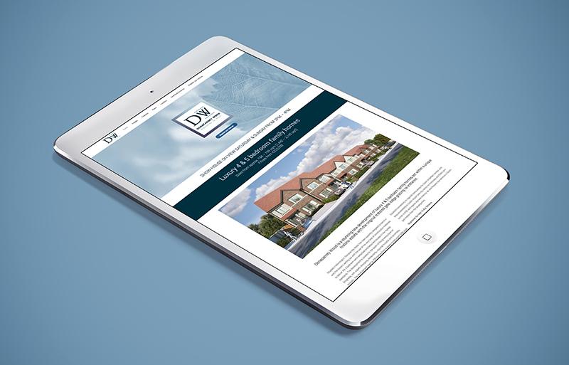 Donacarney Wood website design