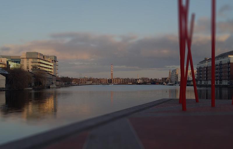 Dublin photography for website design