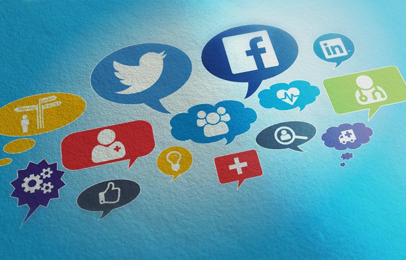 Social media icon illustration for St James's Hospital