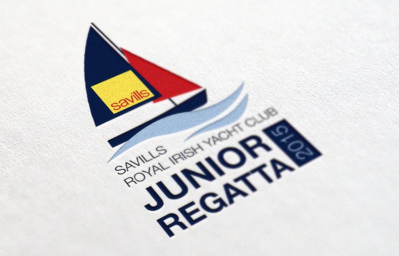 Junior Regatta logo design