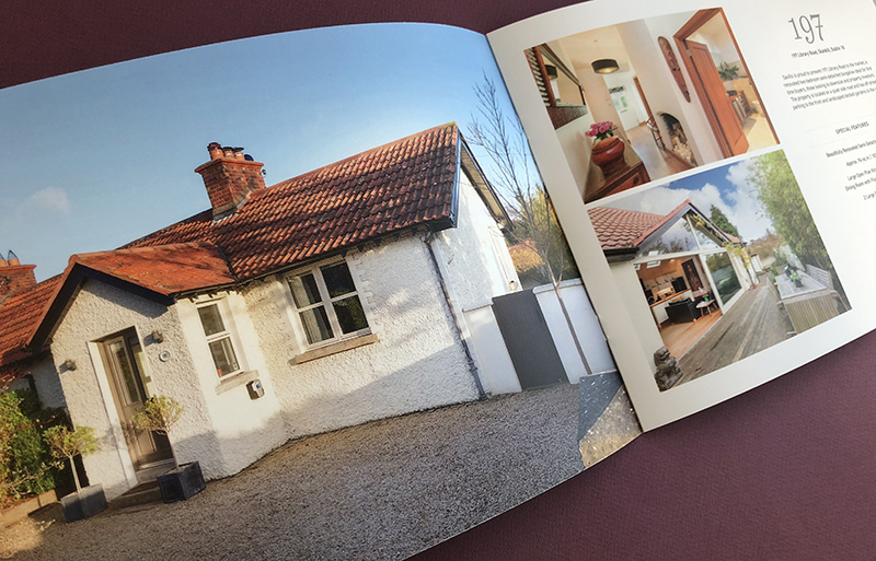 Residential property brochure design