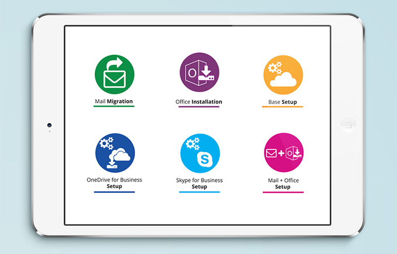 Office 365 Package Icons - MM Creative - MM Creative