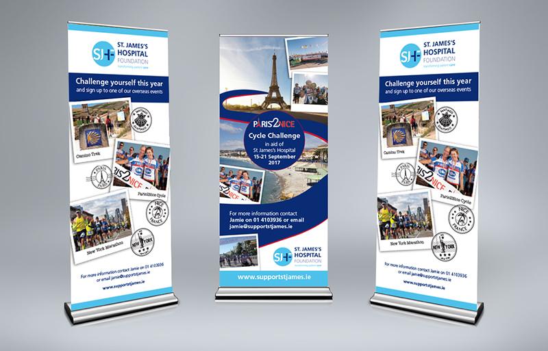 Overseas Events Banner design