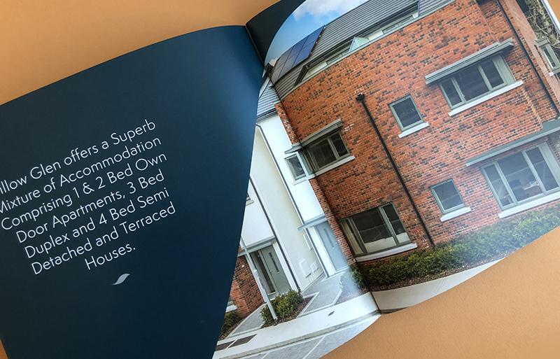 Willow Glen brochure design